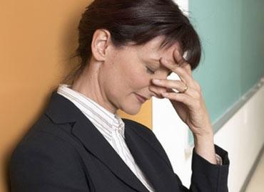 Caída de cabello por Estrés